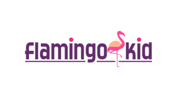 Logo for Flamingokid.com