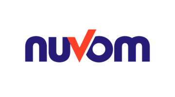 Logo for Nuvom.com