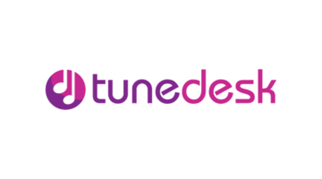 Logo for Tunedesk.com