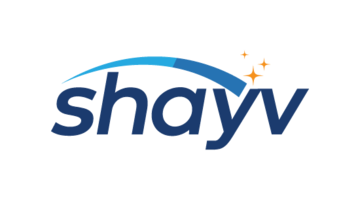 Logo for Shayv.com