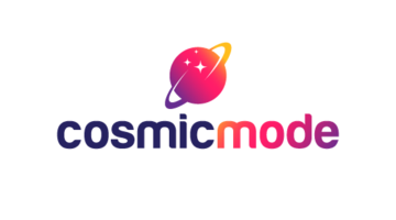 Logo for Cosmicmode.com