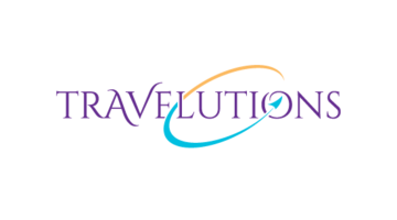 Logo for Travelutions.com