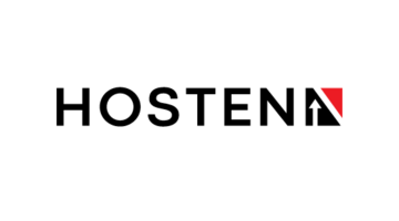 Logo for Hostena.com