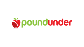 Logo for Poundunder.com