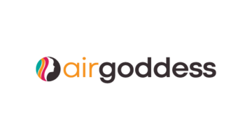 Logo for Airgoddess.com