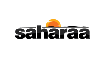 Logo for Saharaa.com