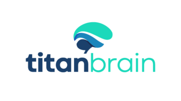 Logo for Titanbrain.com