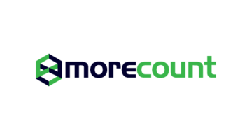 Logo for Morecount.com