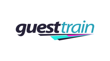 Logo for Guesttrain.com