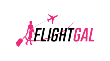 Logo for Flightgal.com