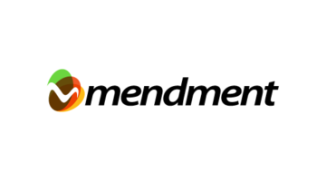 Logo for Mendment.com