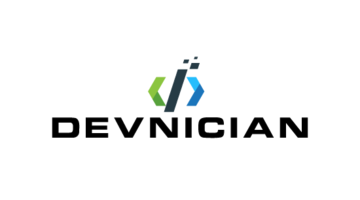Logo for Devnician.com