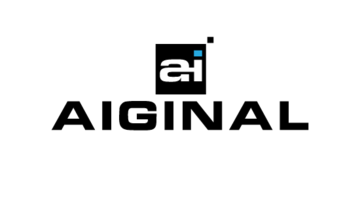 Logo for Aiginal.com