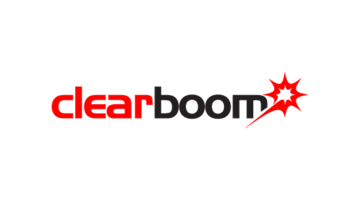 Logo for Clearboom.com