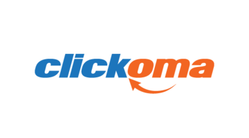 Logo for Clickoma.com