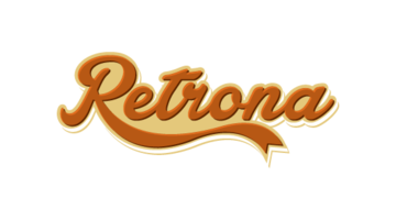 Logo for Retrona.com