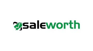 Logo for Saleworth.com
