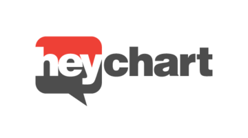 Logo for Heychart.com