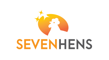 Logo for Sevenhens.com