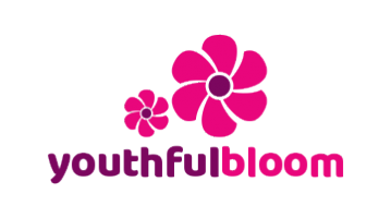 Logo for Youthfulbloom.com
