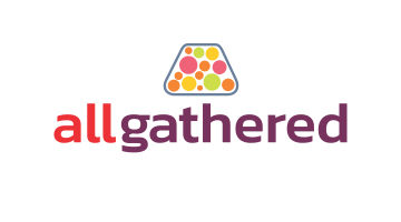 Logo for Allgathered.com