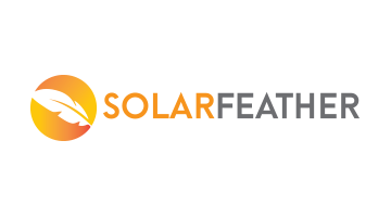 Logo for Solarfeather.com
