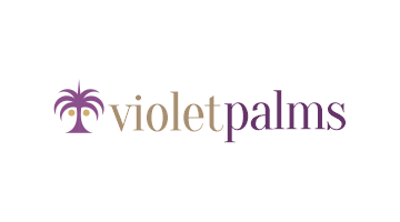 Logo for Violetpalms.com