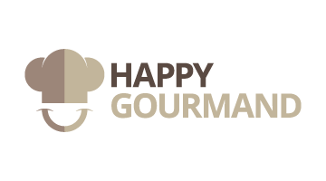 Logo for Happygourmand.com