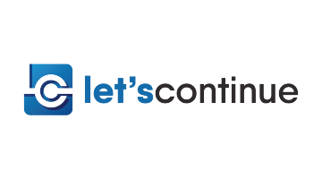 Logo for Letscontinue.com