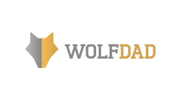 Logo for Wolfdad.com