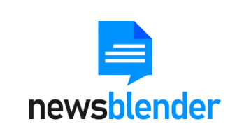 Logo for Newsblender.com
