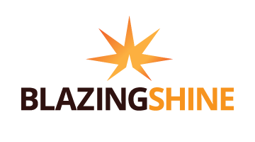 Logo for Blazingshine.com