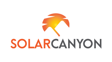 Logo for Solarcanyon.com
