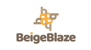 Logo for Beigeblaze.com