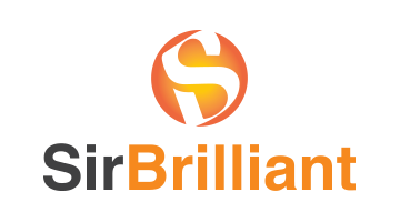 Logo for Sirbrilliant.com