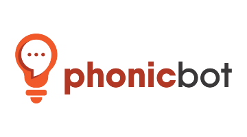 Logo for Phonicbot.com