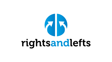 Logo for Rightsandlefts.com