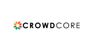 Logo for Crowdcore.com