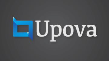 Logo for Upova.com