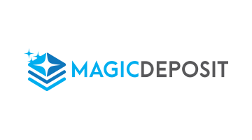 Logo for Magicdeposit.com