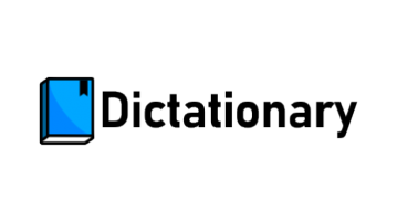Logo for Dictationary.com