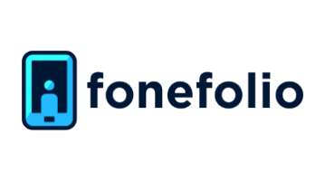 Logo for Fonefolio.com