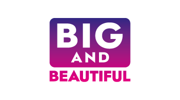 Logo for Bigandbeautiful.com
