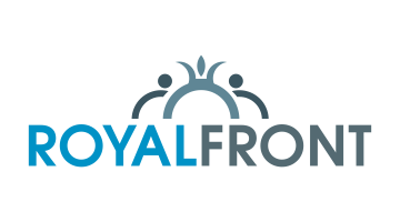 Logo for Royalfront.com