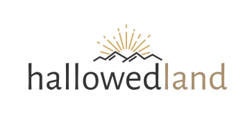 Logo for Hallowedland.com