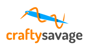 Logo for Craftysavage.com
