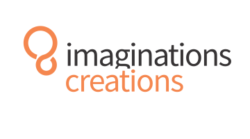 Logo for Imaginationscreations.com