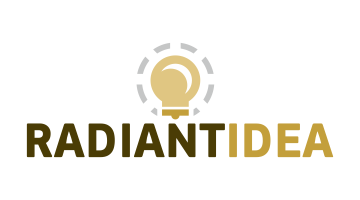 Logo for Radiantidea.com