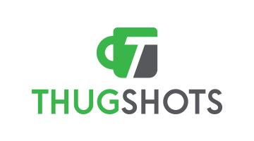 Logo for Thugshots.com