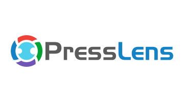 Logo for Presslens.com